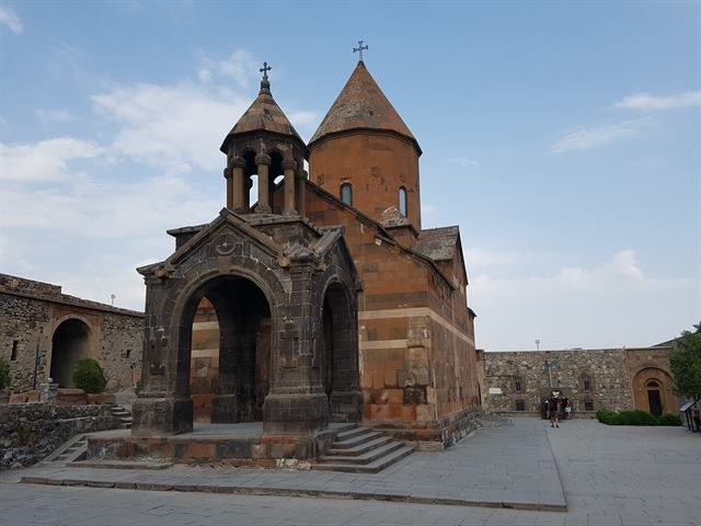 Monasterio de Khor Virap