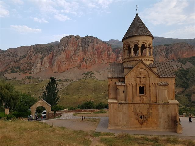 Monasterio de Noravank