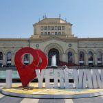 Visita a los principales lugares turísticos de Ereván, en Armenia