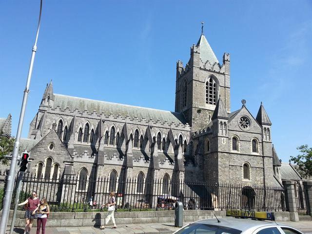 Cómo ir del aeropuerto al centro de Dublín