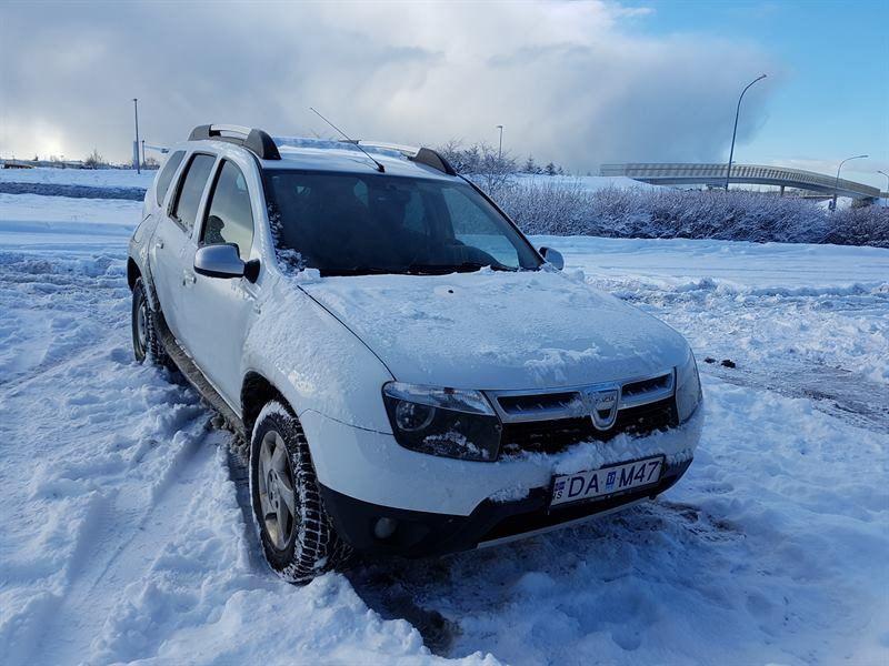 Islandia invierno 4x4