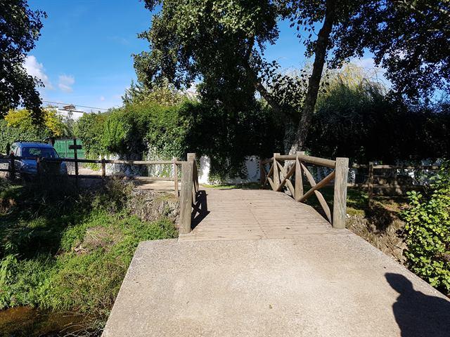 Puente de El Marco, en Extremadura