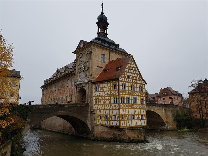 Ayuntamiento Viejo de Bamberg