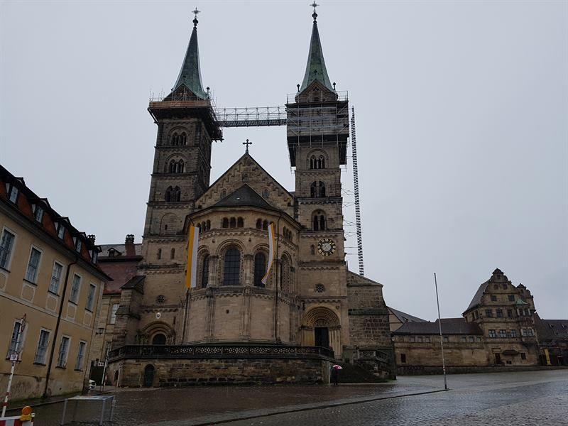 La catedral de Bamberg