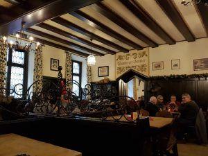 Cervecería Schlenkerla, en Bamberg