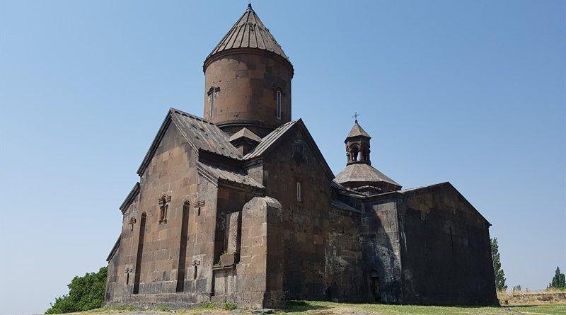 Monasterio de los Salmos, en Armenia