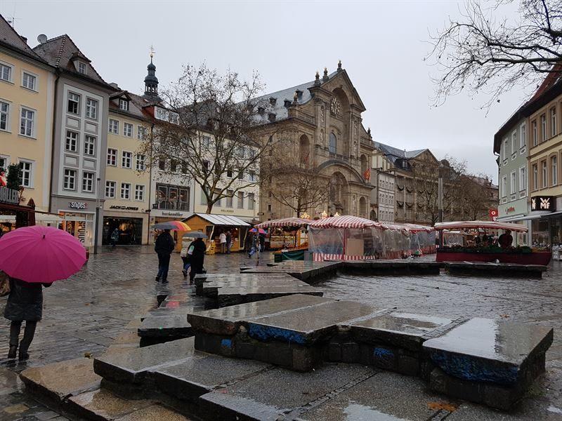 Plaza Grüner Markt