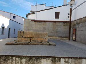 Plaza del Pozo Alcántara, uno de los lugares que ver en Alburquerque