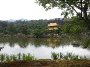 Templo de Oro en Kioto