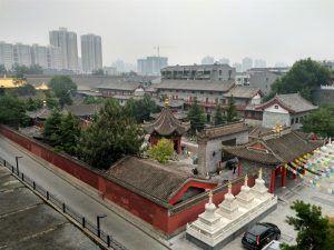Vistas desde la Muralla de Xian