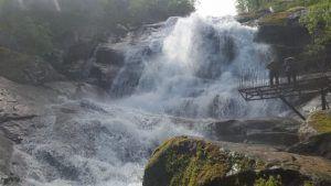 Cascada del Caozo, una de las cosas que ver en un fin de semana en el Valle del Jerte