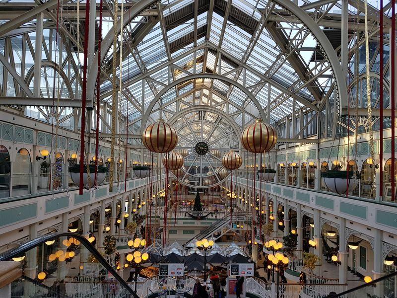 Centro comercial de St Stephen, en Dublín