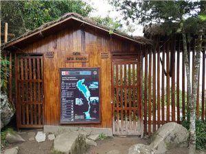 Puerta de entrada a la montaña de Wayna Picchu