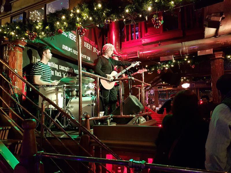 Mejores pubs de Dublín para escuchar música en directo