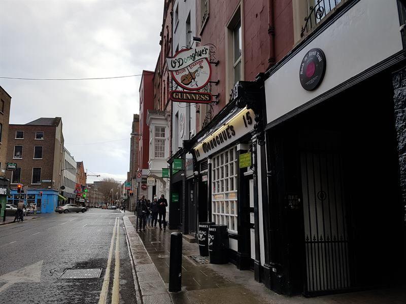 O'Donoghue'S Bar, en Dublín