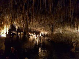 Paseo en barca por las cuevas del Drach