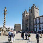 Opciones para ir del aeropuerto de Oporto al centro de la ciudad
