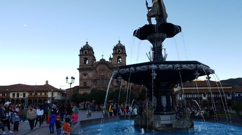 Plaza Mayor de Cuzco