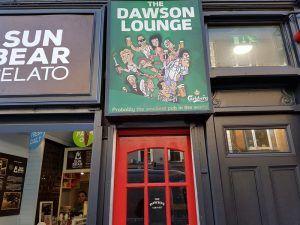 The Dawson Lounge, el pub más pequeño del mundo