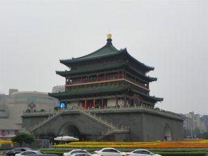 torre campana xian