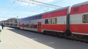 Tren de Vilna a Kaunas