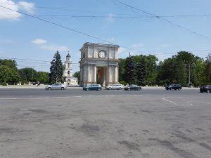 Arco del Triunfo de Chisinau