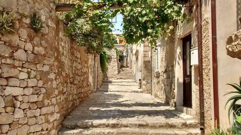 Calles del centro histórico de Dubrovnik