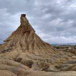 Las Bárdenas Reales, un desierto en el sur de Navarra