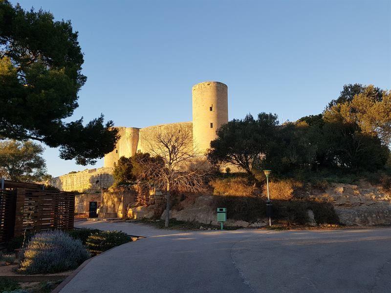 Castillo de Bellver, lugar que ver en Palma de Mallorca en un día