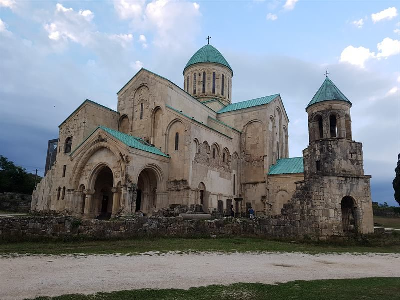 Catedral de Bagrati, en Kutaisi