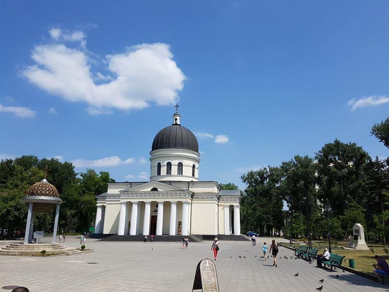 Catedral de la Natividad de Chisinau