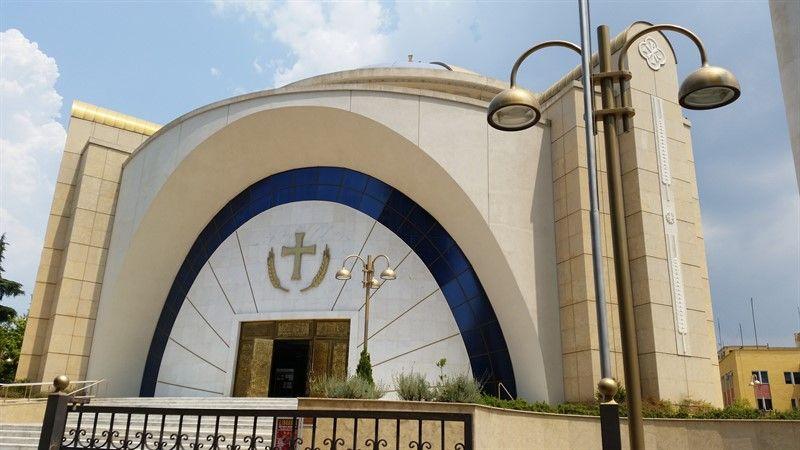 Catedral ortodoxa de la Resurrección de Cristo