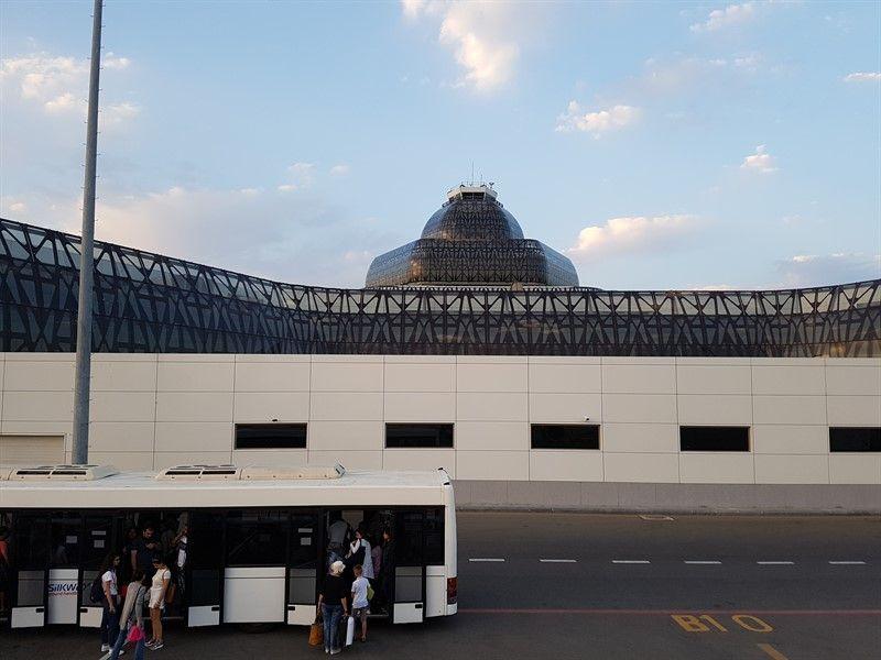 Aeropuerto de Bakú