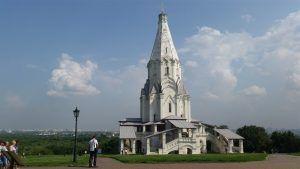 Iglesia de la Asunción, uno de los lugares que ver en Moscú en 5 días