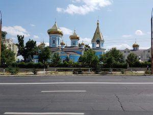 Iglesia ortodoxa de Theoron Tiron