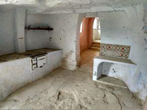interior cueva arguedas