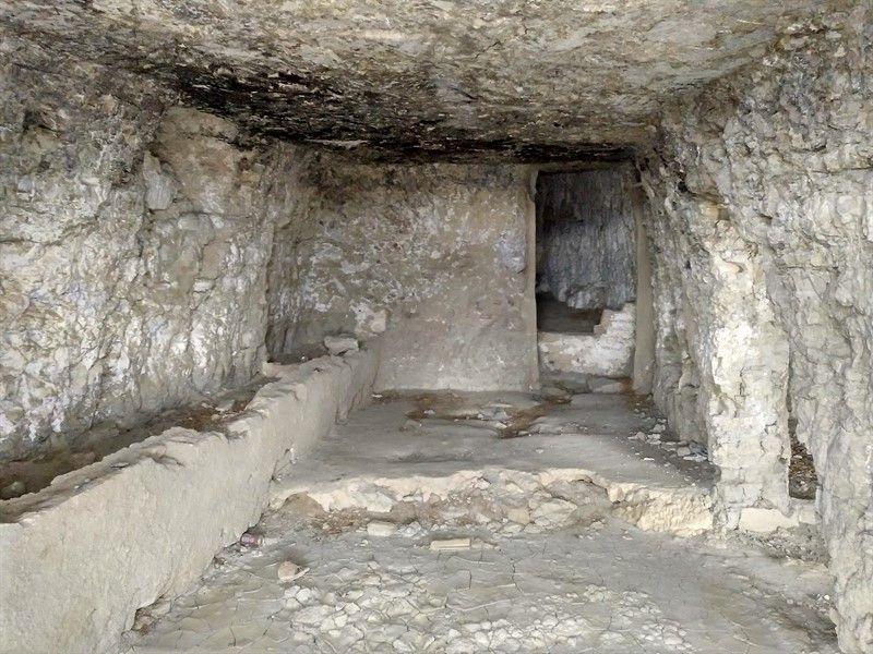 estancia cueva arguedas