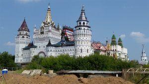 El Kremlin de Izmaylovo