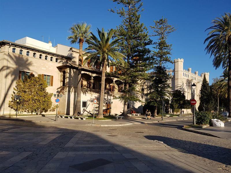La Lonja de Palma de Mallorca y el Consulado de Mar