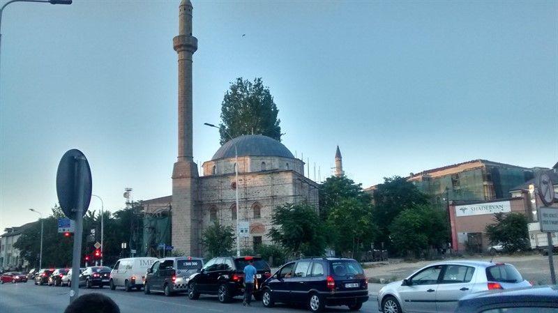 Mezquita Carshia, en Pristina