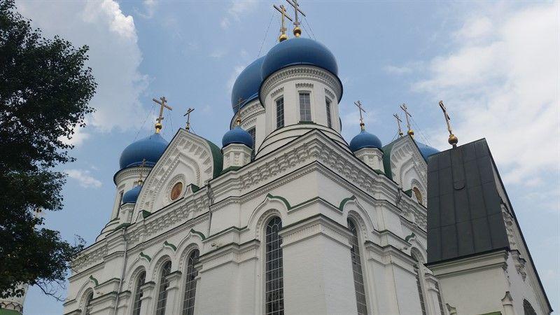 Monasterio Nikolo-Perervinsky
