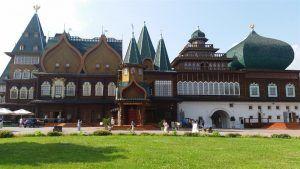 Palacio del Zar Aleksey Mijailovich