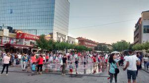 Plaza de la Madre Teresa de Pristina