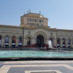 Cómo ir del aeropuerto de Ereván al centro