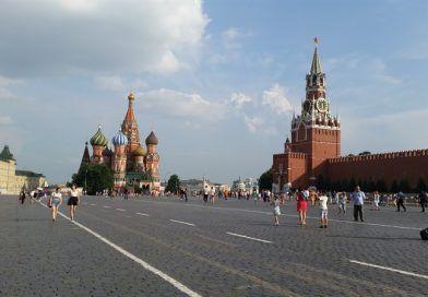 Plaza Roja de Moscú, icono de Rusia