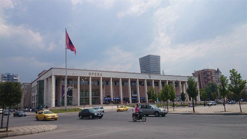 Teatro Nacional de Ópera y Ballet de Tirana