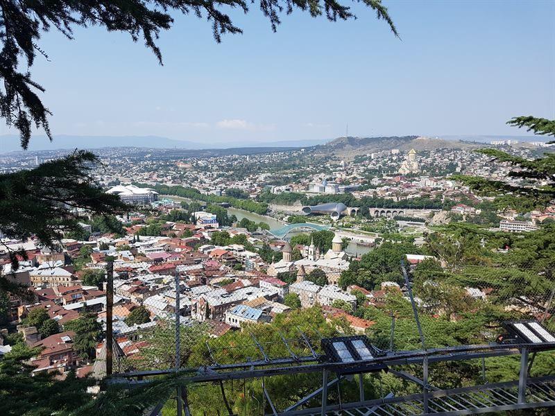 Tiflis, un sitio que ver en Georgia en una semana