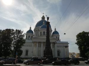Catedral de la Santa Trinidad de San Petersburgo