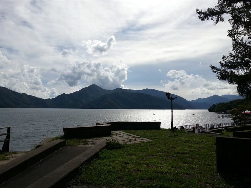 Lago Chuzenji de Nikko