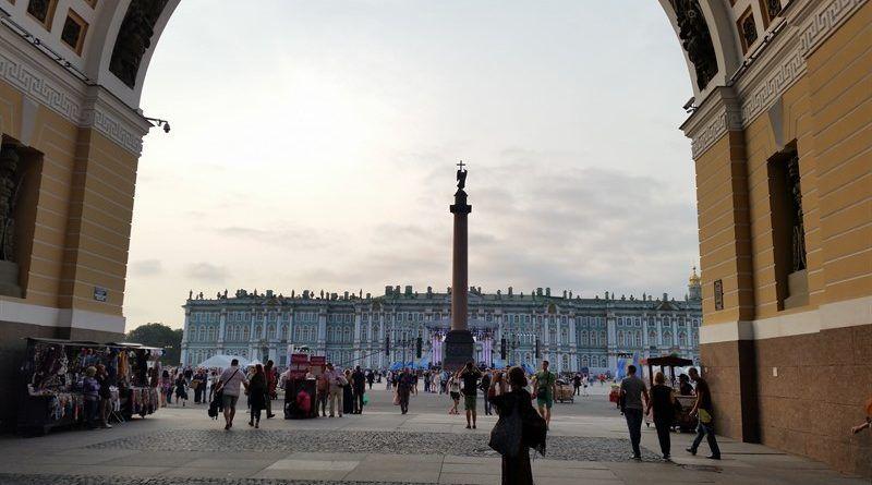 Palacio de Invierno, sitio que ver en San Petersburgo en 5 días